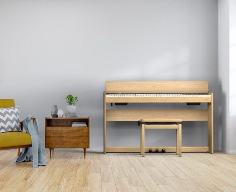 柏 流山 オススメ 電子ピアノ ローランド F701
