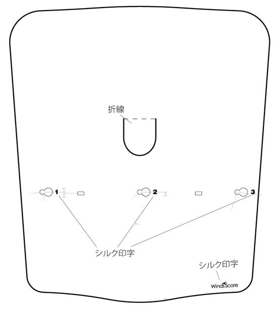 フェイスシールド(タイプ-B) 替えフィルム10枚