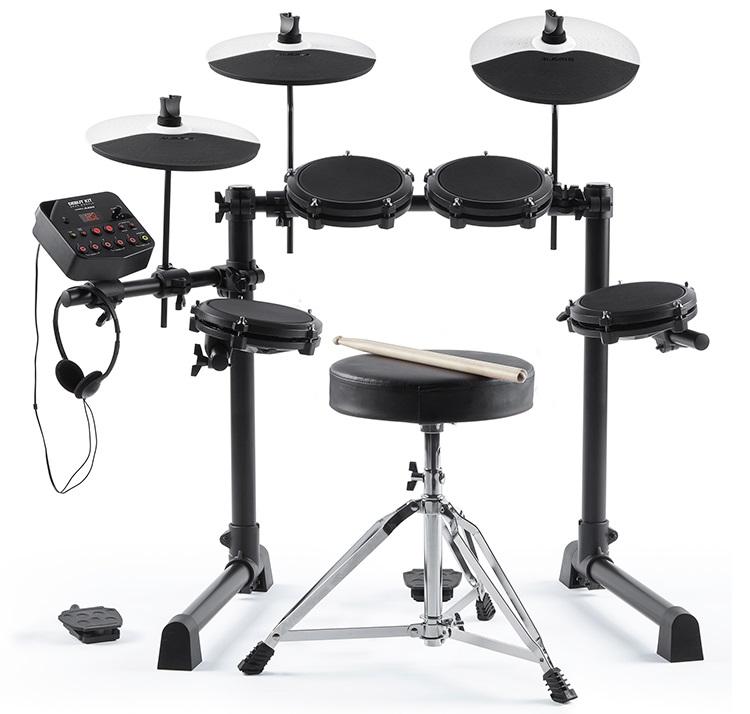 新製品 電子ドラム ALESIS DEBUT KIT  柏の葉 流山 柏 守谷 初心者オススメ