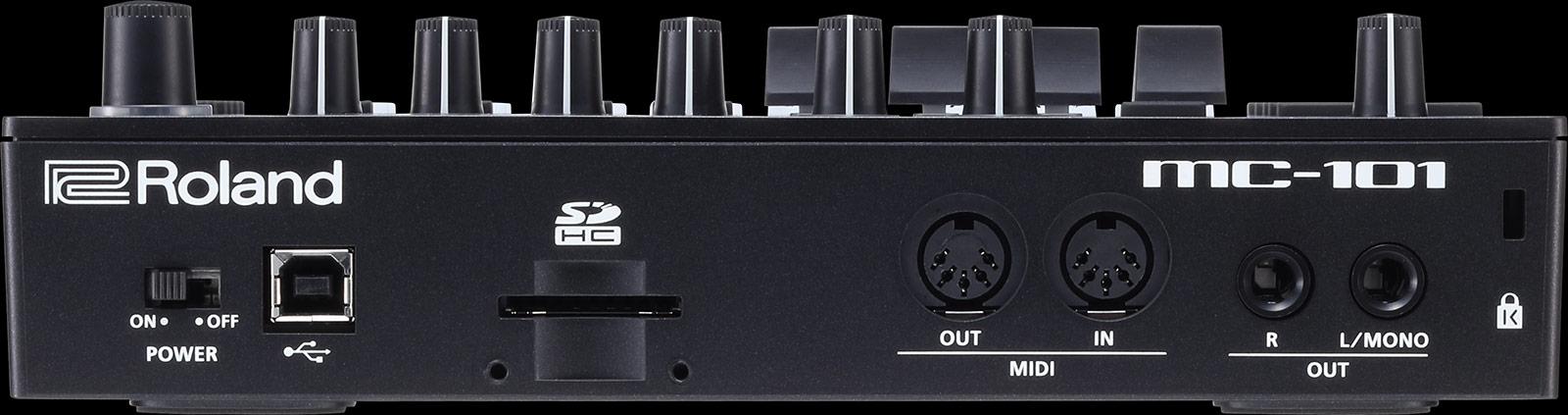 MC-101 サンプラー