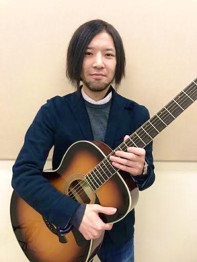 春日部 エレキギター アコースティックギター 教室 上木健太郎先生