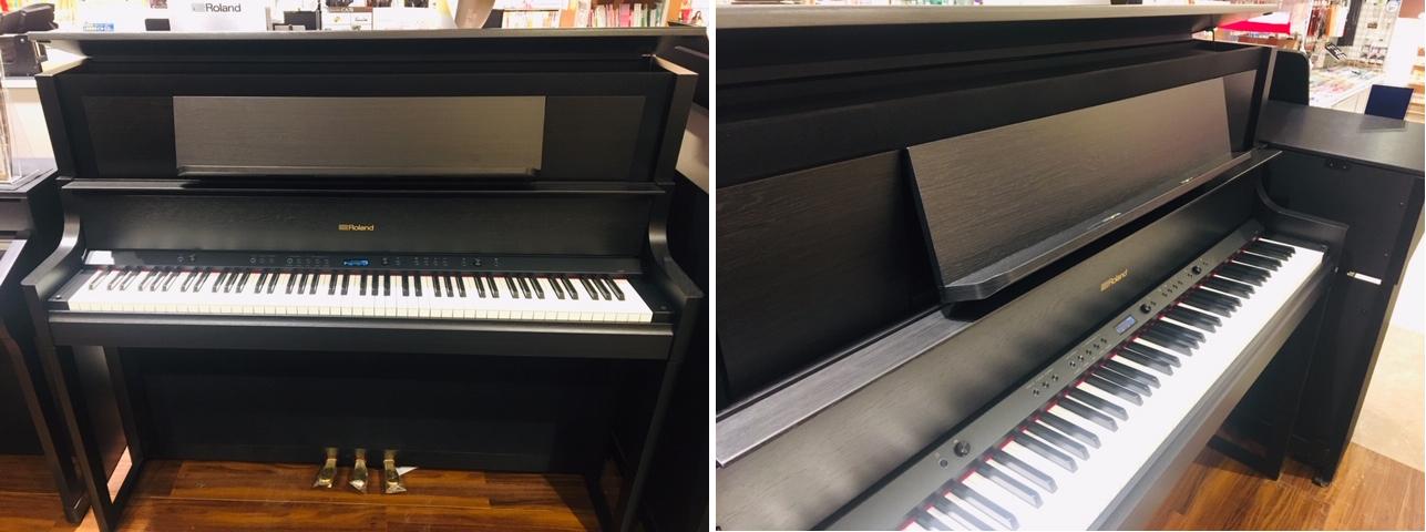 ローランド電子ピアノLX708GP画像