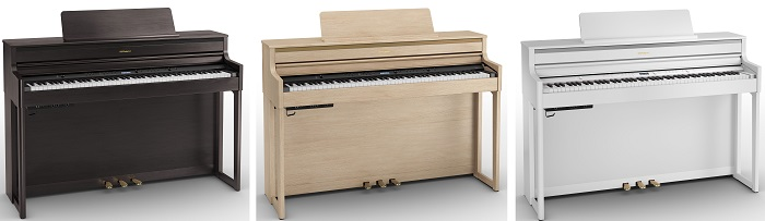 ローランド電子ピアノLX704画像
