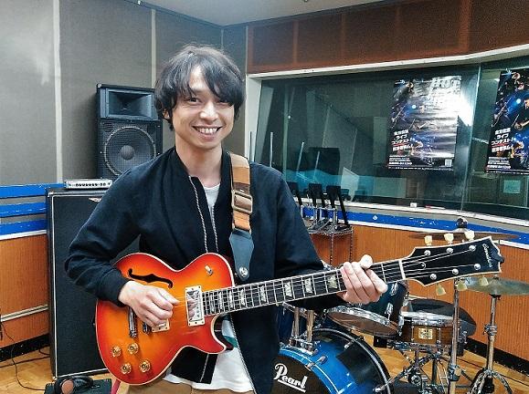 春日部 ギター 教室 本間先生