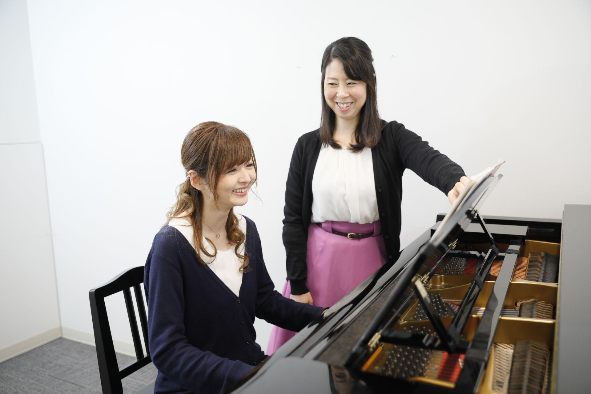 春日部 野田 短期レッスン 体験 レッスン  音楽教室