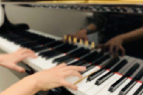 日曜日ピアノ教室体験