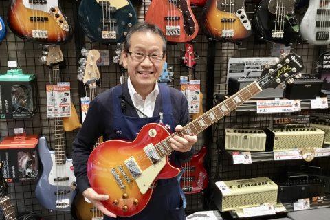 スタッフ写真ギターサークル山沢