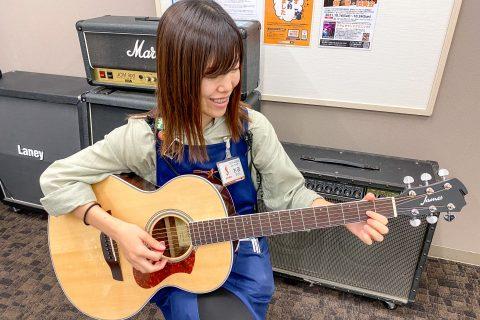 スタッフ写真ギターアドバイザー杉田
