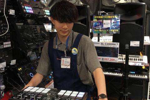 スタッフ写真DJ・DTM・トラックメイキング今村