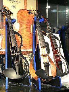 ご自宅の練習用に、サイレントバイオリンはいかがですか?