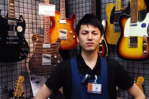 スタッフ写真シンセサイザー/デジタル/アコースティックギター澤