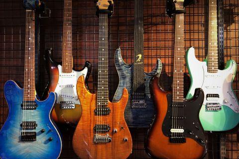 信州発!純国産ギターが川崎ルフロン店に入荷しました!