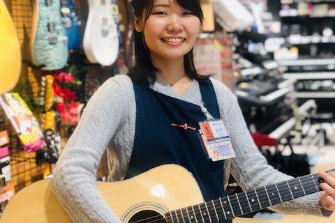スタッフ写真アコースティックギター 音楽教室中村