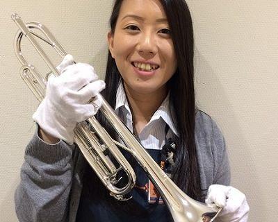 スタッフ写真管楽器担当(管楽器アドバイザー)與田