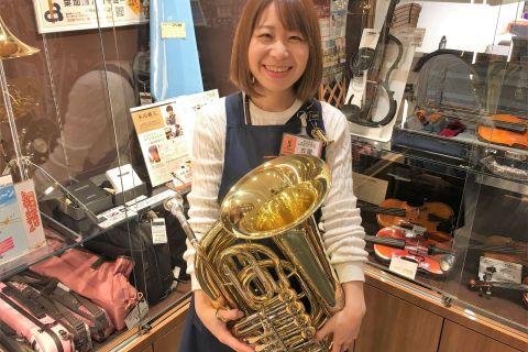 スタッフ写真音楽教室・弦楽器・管楽器(管楽器アドバイザー)古屋