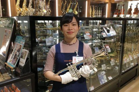 スタッフ写真管楽器 楽譜 音楽教室山川