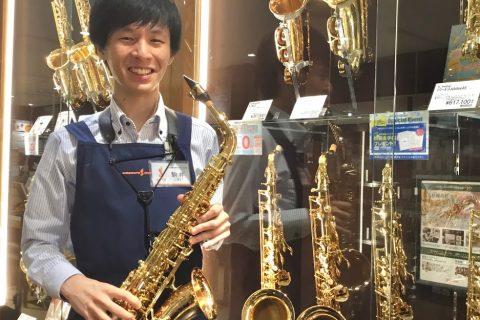 スタッフ写真管楽器駒井