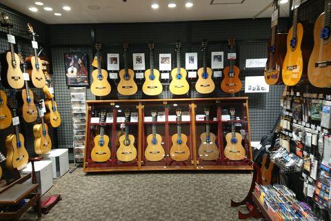島村楽器 クラシックギター