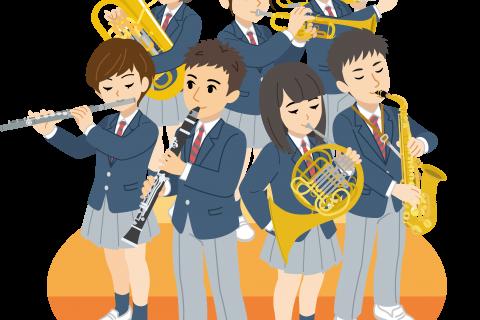 吹奏楽編成(学生・吹奏楽部)