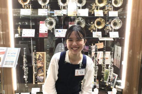 スタッフ写真木管楽器、管楽器アクセサリー岩本