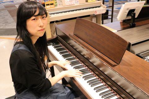 スタッフ写真電子ピアノ/キーボード/アコースティックピアノ吉野