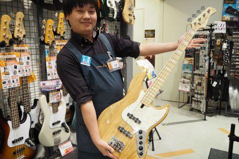 スタッフ写真ベース/アンプ/ギターパーツ/DTM大薗