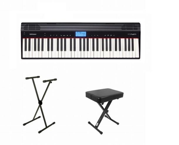 Roland GO:PIANOスタンドイスセット