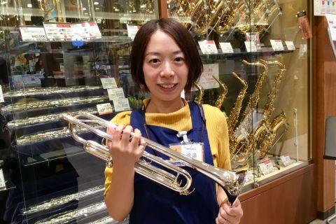 スタッフ写真管楽器・教育楽器渡邉
