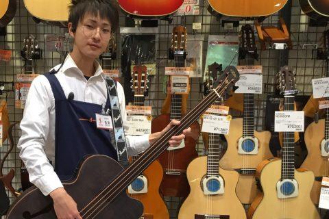 スタッフ写真エレキギター・ベース長澤
