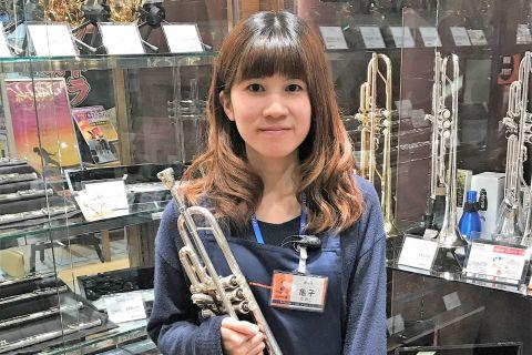 スタッフ写真管楽器亀子