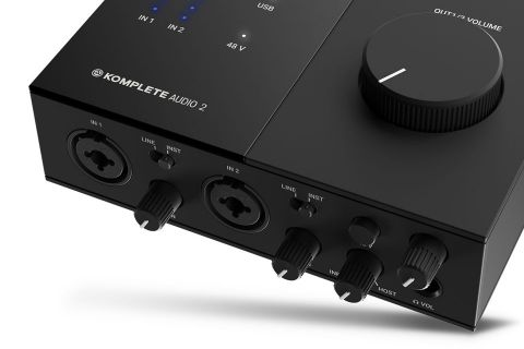 Komplete Audio2 01