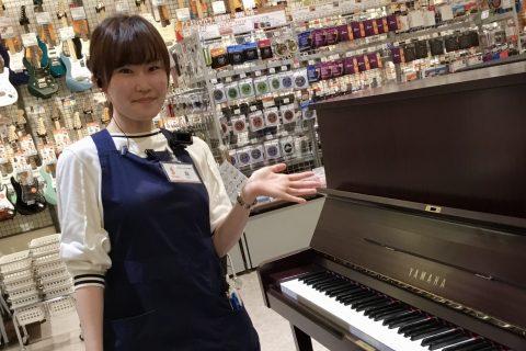 スタッフ写真アコースティックピアノ/キーボード/キーボードアクセサリー/管楽器アクセサリー森