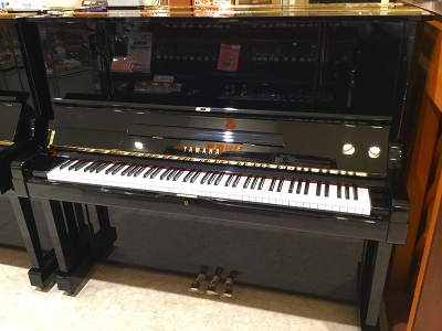 YAMAHA 中古アップライトピアノYUX