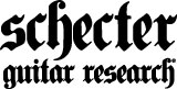 SCHECTERロゴ