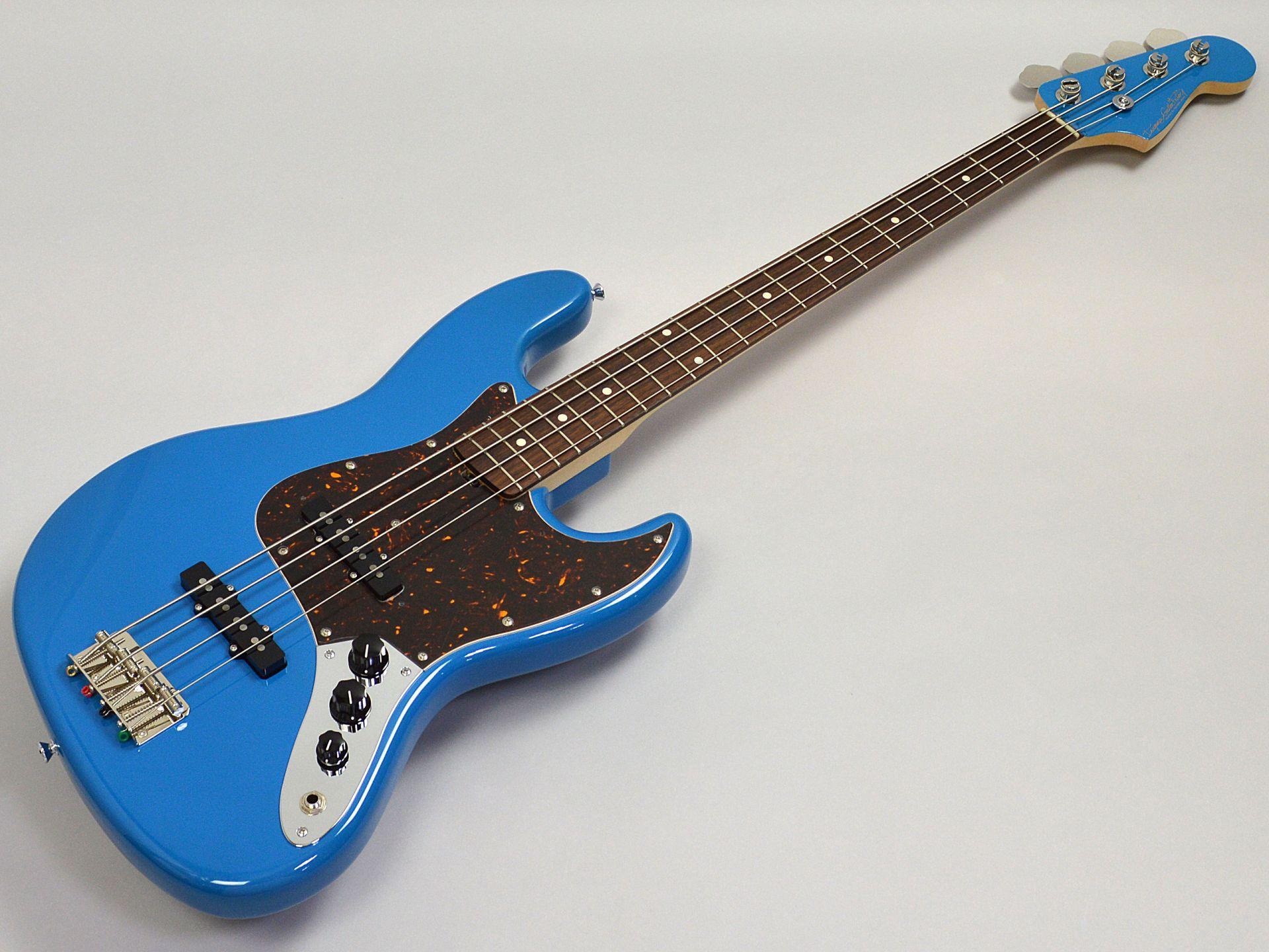 Inuyama Guitar Factory B21-J Al/L/Ash/Cobalt Blueトップ画像