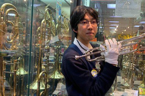 スタッフ写真管楽器、PA岩田 拓也