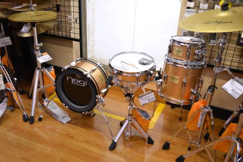 Negi Drums店頭画像