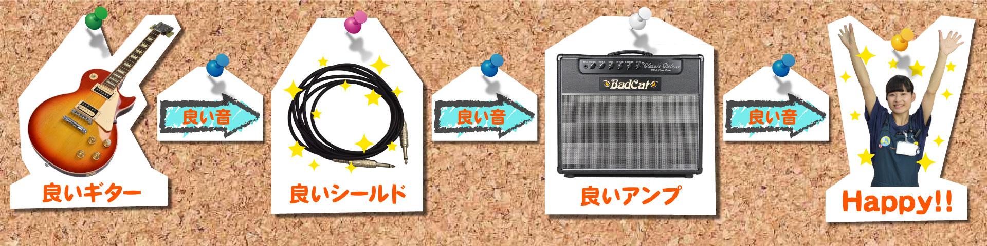 良いシールド→Happy