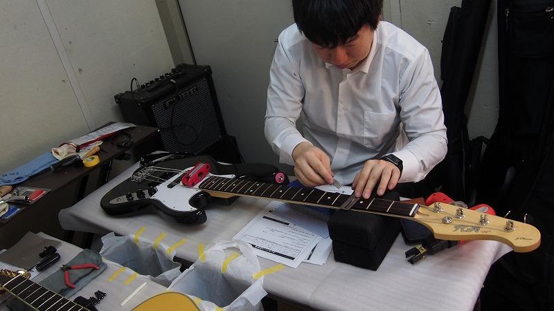 吉田_弦交換画像