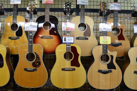 Gibson SOUTHERN JUMBO Nat店頭画像