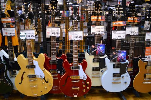 Epiphone Casino Coupe店頭画像