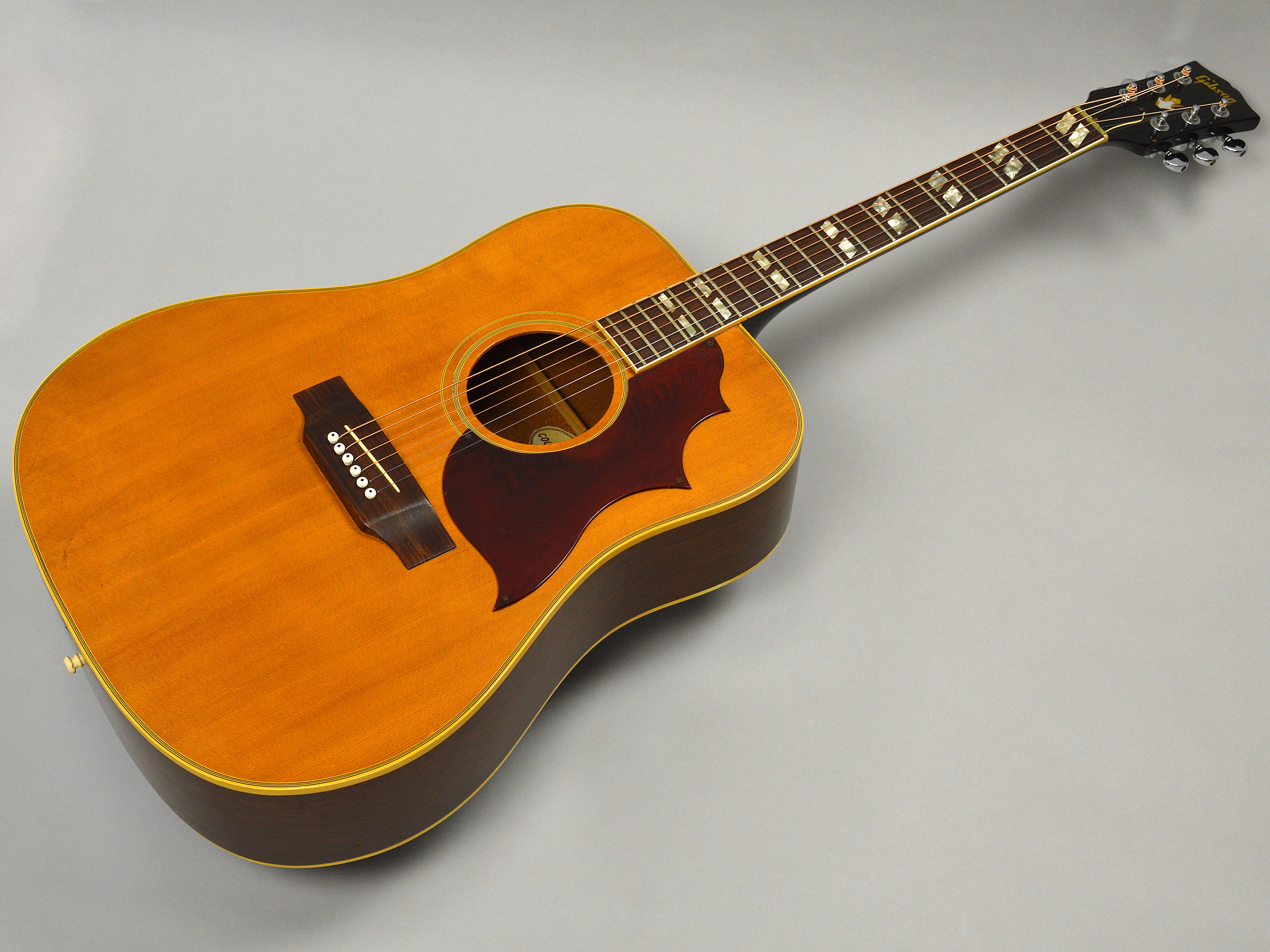 Gibson 1967年製 COUNTRY WESTERNトップ画像