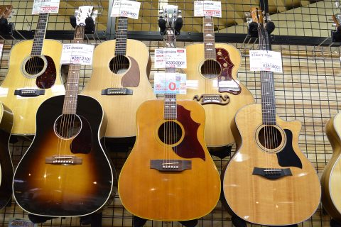 Gibson_Country_Western店頭画像
