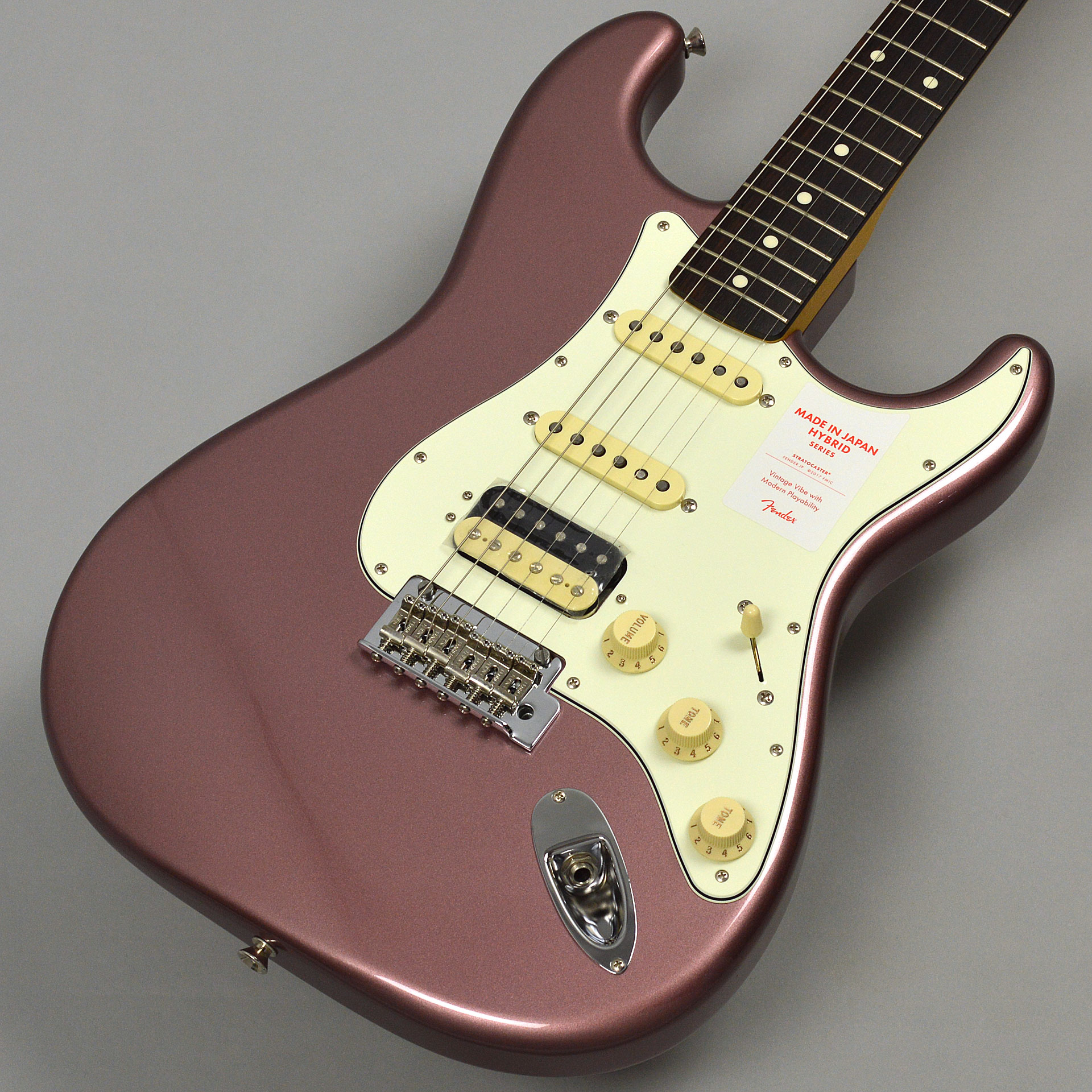 Fender MADE IN JAPAN HYBRID 60S STRATOCASTER HSSサムネ画像