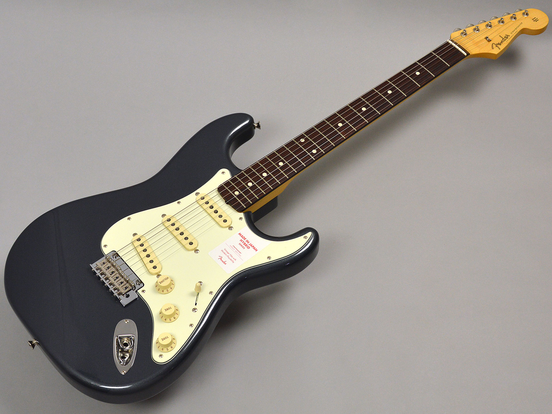 Fender MADE IN JAPAN HYBRID 60S STRATOCASTERトップ画像