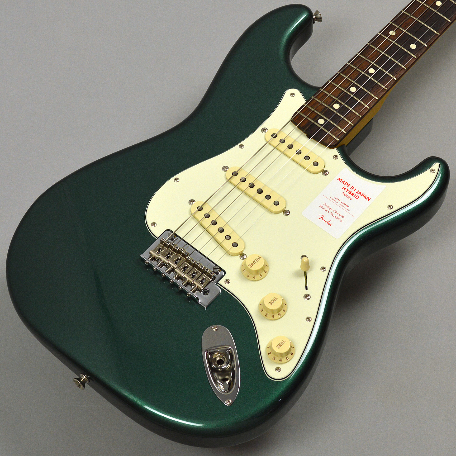 Fender MADE IN JAPAN HYBRID 60S STRATOCASTERサムネ画像