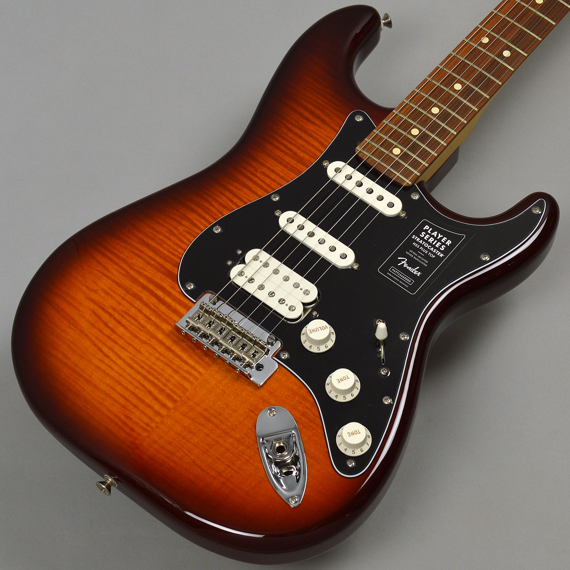 Fender PLAYER STRATOCASTER HSS PLUS TOPサムネ画像