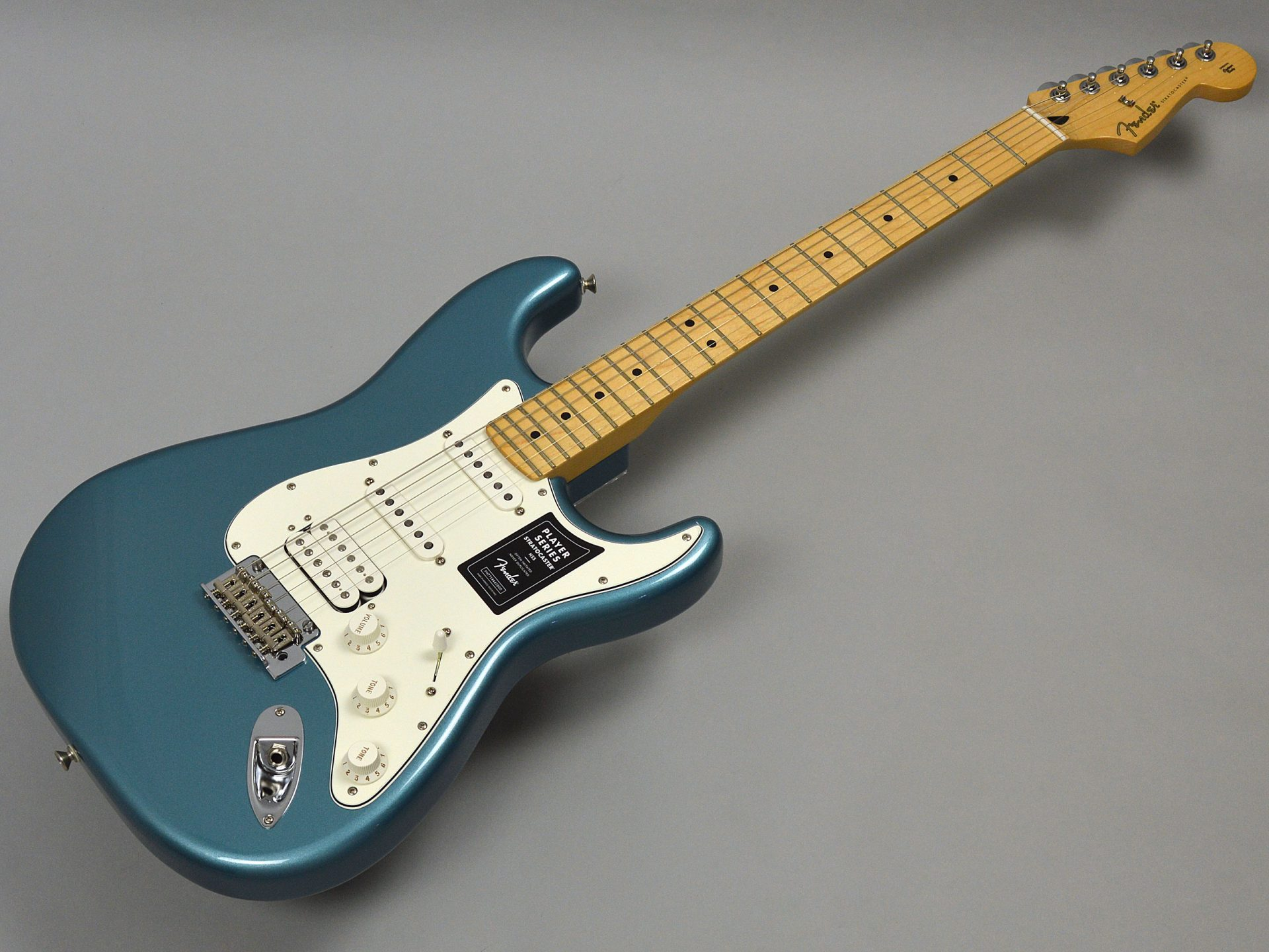 Fender PLAYER STRATOCASTER HSSトップ画像