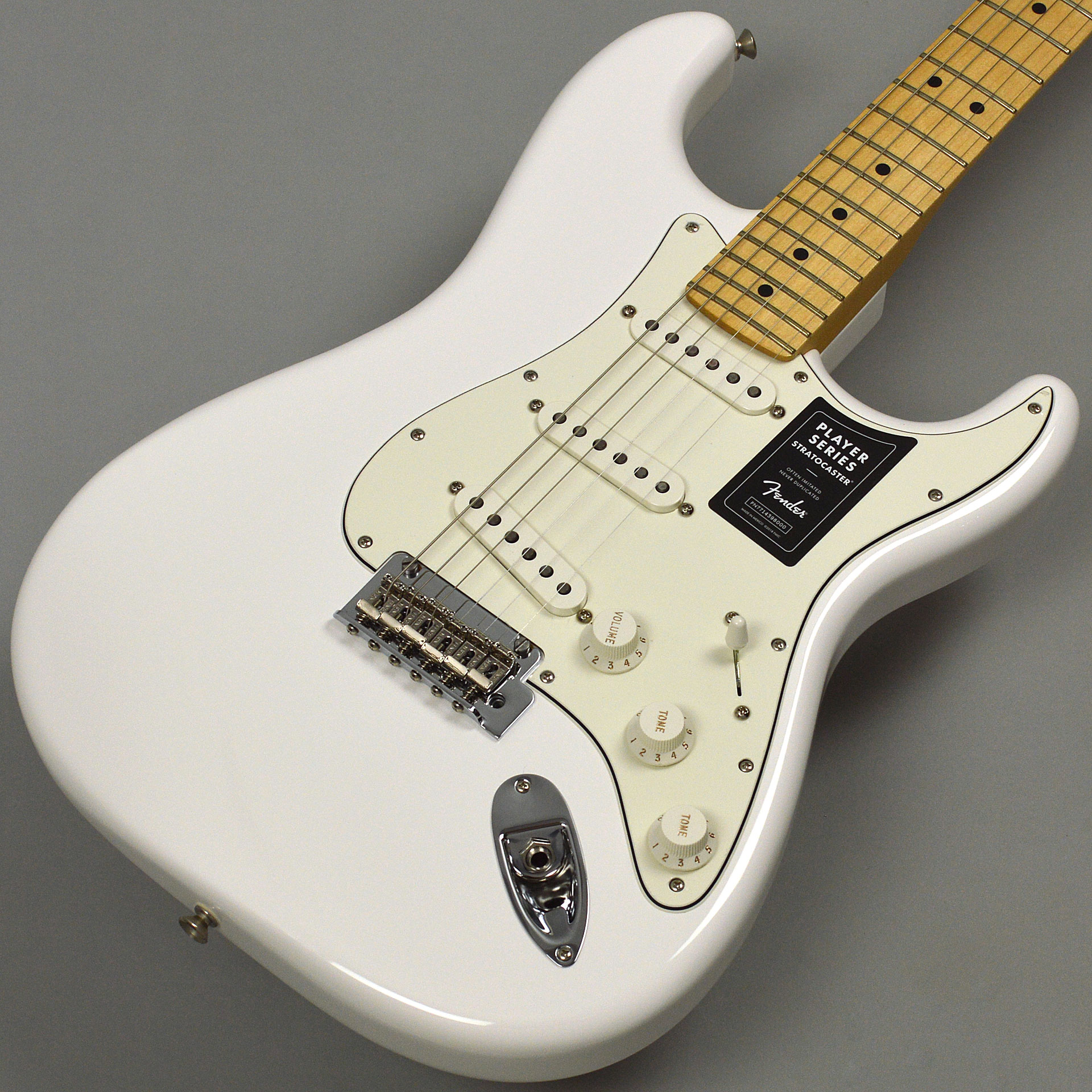 Fender PLAYER STRATOCASTER/Mapleサムネ画像