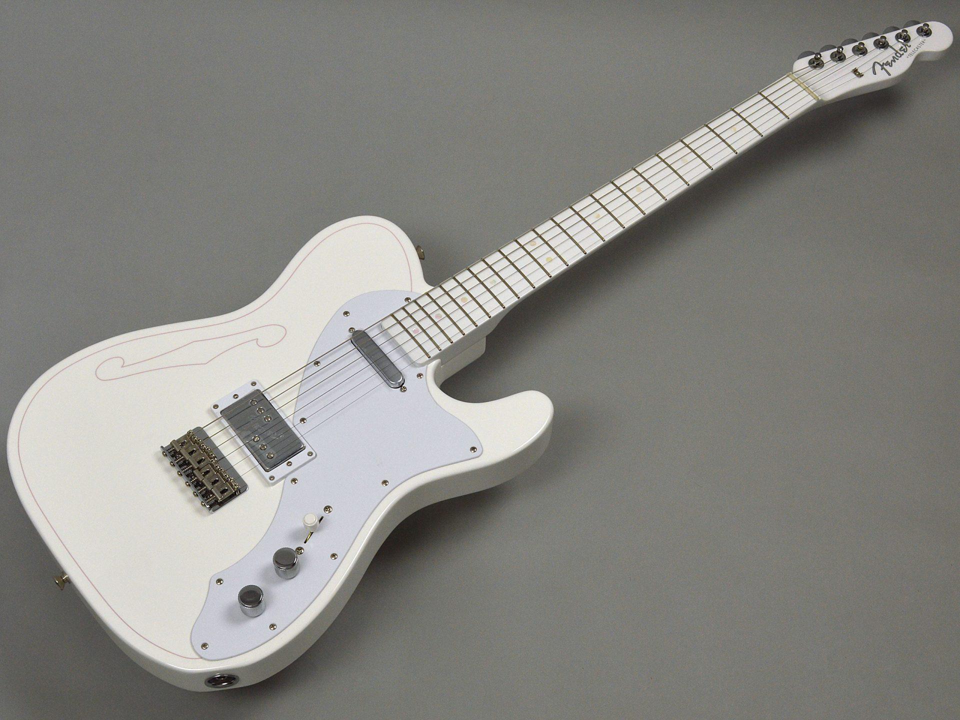 Fender SILENT SIREN TELECASTERトップ画像